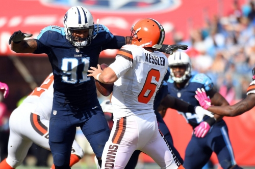 Titans vs. Browns: What are the odds?