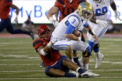 Arizona football: Kylan Wilborn exceeding expectations in first season with Wildcats