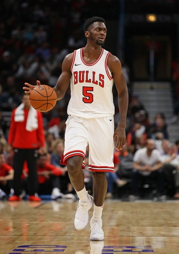 Bulls suspend Portis 8 games for injuring Mirotic The Associated Press