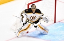 Tuukka Rask might be hurt