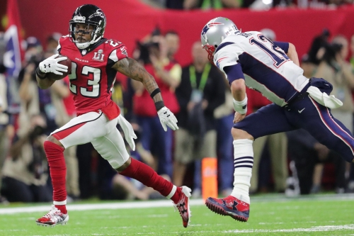 Falcons vs. Patriots Week 7 game information: Time, TV, radio, streaming