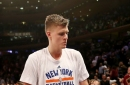 Knicks Links- 10/18/17: Kristaps Porzingis is ready to guard Carmelo Anthony