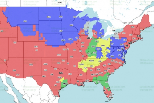 Cleveland Browns vs. Tennessee Titans: Week 7 TV Listings