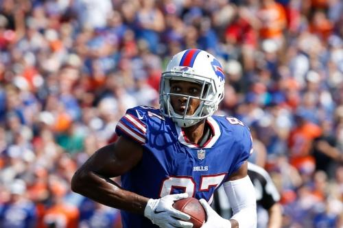 Buffalo Bills Wednesday injury report: Jordan Matthews (thumb) returns
