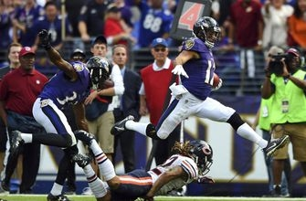 Ravens specializing in long kick returns and effective kicks