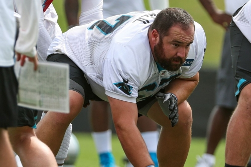 Panthers at Bears Wednesday injury report: Ryan Kalil returns to practice