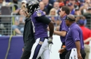 Ravens submit questionable hit on Breshad Perriman to NFL for review