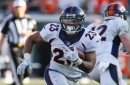 Broncos RB Devontae Booker making a case for more touches