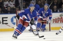Rangers center makes a mark after latest benching