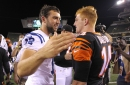 Andrew Luck has injury setback; looking unlikely for Bengals vs Colts
