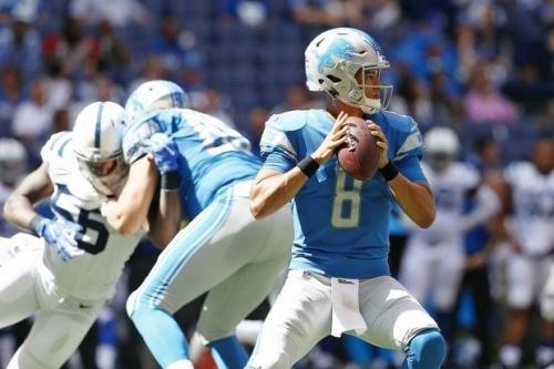 Lions bring Brad Kaaya back, sign veteran pass rusher and offensive tackle