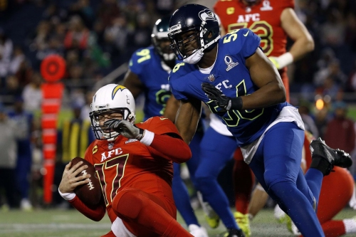 Carroll: Cliff Avril headed to injured reserve, hints at possible retirement