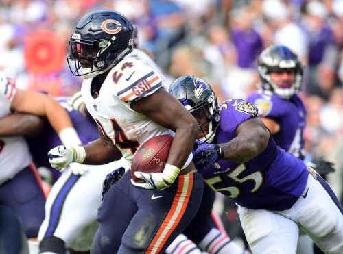 Chicago Bears beginning to show they'll do 'whatever it takes to win'