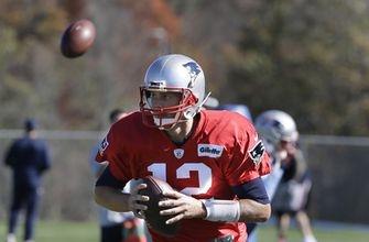 Brady thinks Patriots' offense has room to grow