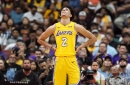 Lakers' Lonzo Ball gets thrust into fire against Clippers' Patrick Beverley