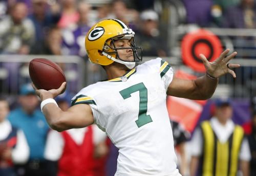 Packers QB Brett Hundley prepares for 1st NFL start