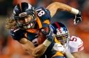 Jordan Taylor and Hunter Sharp will return punts for Broncos