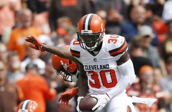 Former cornerback not bitter at Titans now he's with Browns