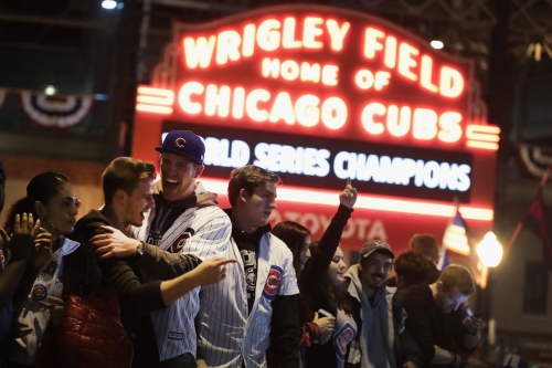 Los Angeles Dodgers at Chicago Cubs: NLCS Game 4 GameThread...