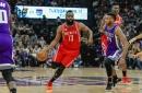 Game thread: Rockets at Kings