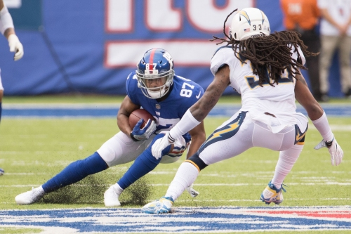 Help could be on the way for Giants' beleaguered WR corps