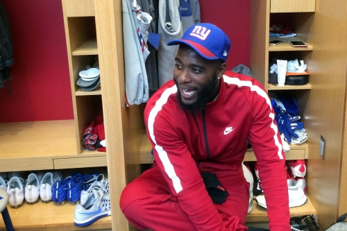 Rodgers-Cromartie explains his Giants blow-off: 'I'm crazy'