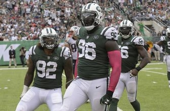 Jets short on sacks, but aren't about to panic