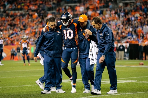 Broncos and Chargers injury report: DT, Sanders, Marshall, and Watson sit out practice