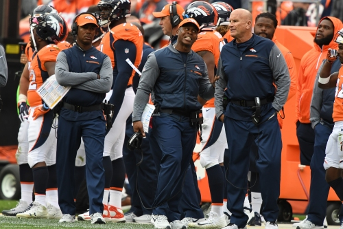 Kiszla: Here's the first real test of Vance Joseph's mettle as head coach of the Broncos