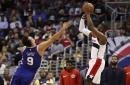 Wizards vs. Sixers final score: Washington edges out Philadelphia 120-115 in the season opener