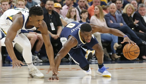 Denver Nuggets collapse in fourth quarter, fall to Utah Jazz in season opener
