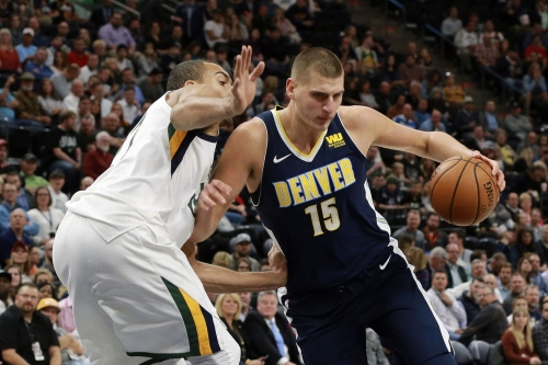 Nuggets implode late, fall to Jazz 106-96 in season opener