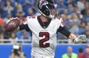 Leave Atlanta Falcons quarterback Matthew Thomas Ryan alone