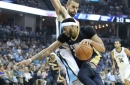 New Orleans Pelicans fade after hot start, lose opener to Memphis Grizzlies, 103-91