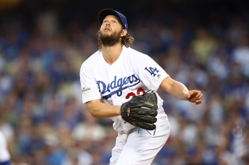In Clayton Kershaw, 'we have right guy going tomorrow,' Dodgers say