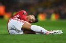 "Marcos Rojo set to return from injury in ""two weeks"""