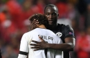 Manchester United star Romelu Lukaku shows his class with gesture vs Benfica
