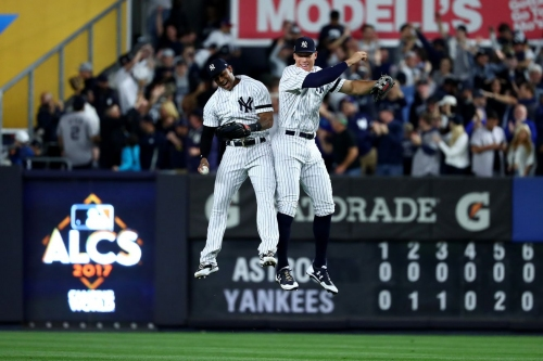 MLB Roundup 10/19: Yankees one win away from the World Series