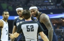 NBA protocol fails to uphold Code of Conduct in clash involving DeMarcus Cousins and Memphis Grizzlies fan