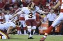 Redskins sign kicker Nick Rose after placing Dustin Hopkins on short-term injured reserve