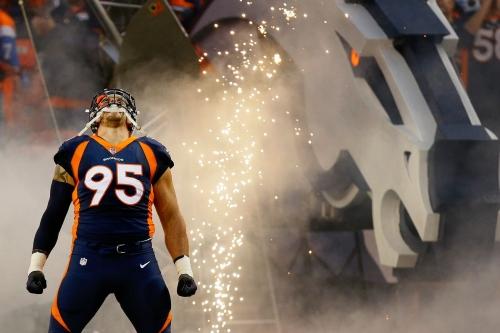 Horse Tracks: Broncos players approaching milestones