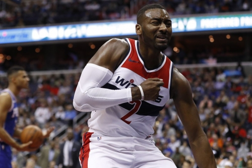 Wizards seize opportunity to shine in the spotlight during their season opener