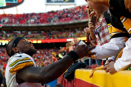 Steelers vs. Chiefs draws impressive TV ratings for CBS; way to boycott, boycotters