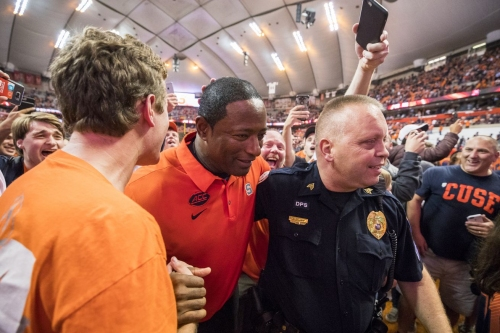 Dino Babers hasn't slept much this week