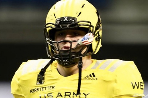 Texas RT Derek Kerstetter's toughness sets him apart