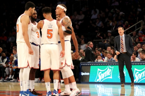P&T Round(ball) Table: What's your preferred rotation for the 2017-18 Knicks?