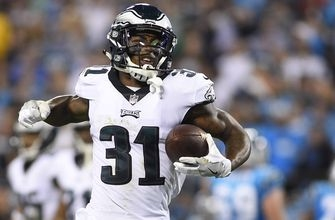 Eagles look to take commanding NFC East lead