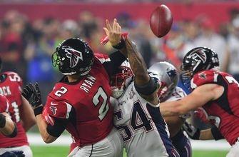 Super Bowl Rematch: Patriots host Falcons