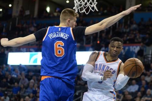 Thunder vs Knicks preview: OKC looks to start new 'OKC Three' era right vs Carmelo's former team
