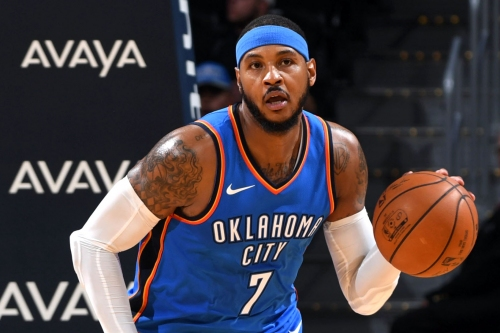 Knicks-Thunder Melodrama comes to head in teams' opener